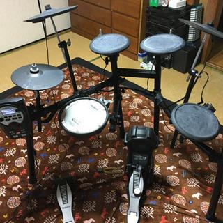 ローランド Roland 電子ドラムセット V-Drums TD...