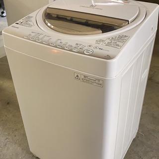 東芝 全自動洗濯機 6kg 2015年