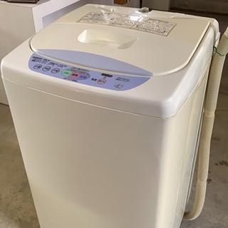 お買い得! 日立 全自動洗濯機 4,2kg 2002年