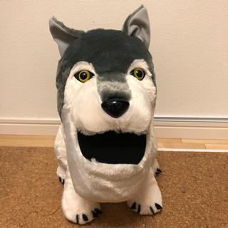 シャクレルプラネット オオカミ