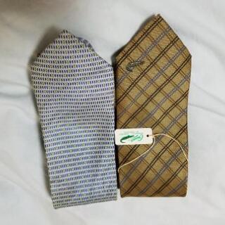 ネクタイ 2本