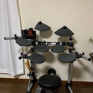 YAMAHA 電子ドラム DTXPLORERの画像