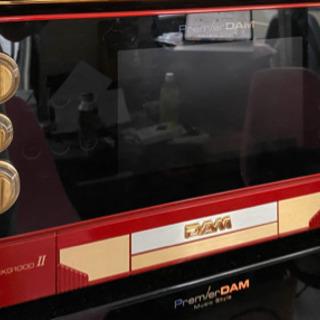 通信カラオケ DAM XG1000II プレミアダム