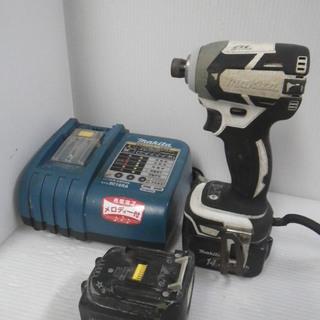 makita マキタ 充電式インパクトドライバ TD137D  ...