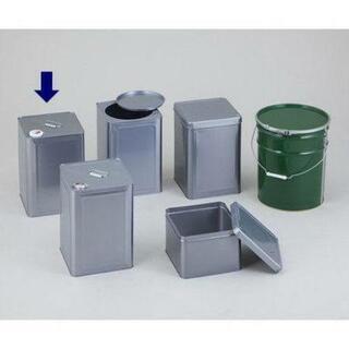 塗装屋の皆様、一斗缶の処理にお困りではありませんか?