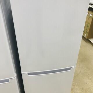 6ヶ月間動作保証付  2019年製 NITORI 2ドア冷蔵庫 ...