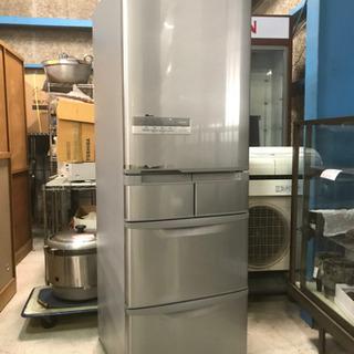 低年式の為激安!415L 日立 ノンフロン冷凍冷蔵庫 R-S42...