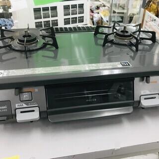 6ヶ月間動作保証付  2018年製 Rinnai LPガステーブ...