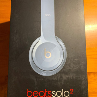 beats solo2 グロスグレイ