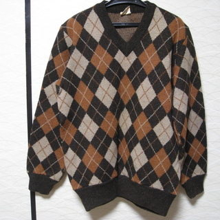 ☆冬物セーター4枚(Lサイズ)+コート1枚(LLサイズ)
