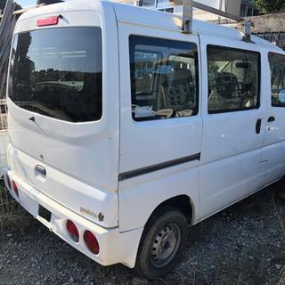 ミニキャブバン部品取車平成19年式5MT