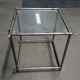 ガラス板の台(小)