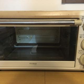 siroca ノンフライオーブン トースター コンベクションオーブン
