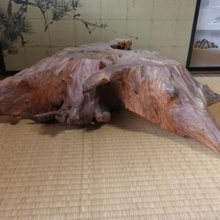 木の根置物(台座)