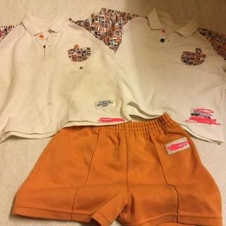 幼稚園 体操服 半袖 120サイズ