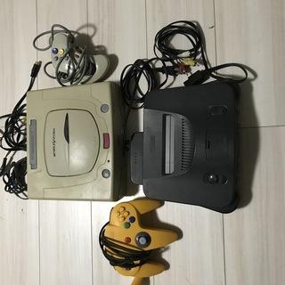 ビデオゲームセット Switch, Vita, 3DS, N64...