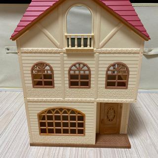 シルバニアファミリー♡三階建てのおしゃれなお家♡ハウス♡美品♡お...