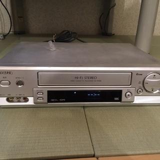 aiwa ステレオ ビデオカセットレコーダー HV-FR100