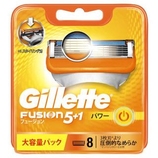 新品★Gillette Gillette(ジレット) フュージョ...