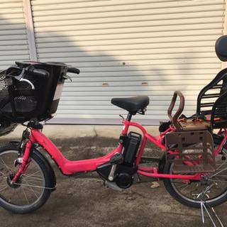 N3C電動自転車X33Aブリジストンアンジェリーノ20インチ充電器なし