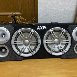 AXIS スピーカー