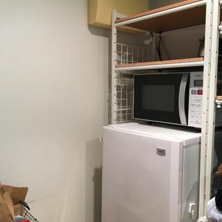 キッチンラック 冷蔵庫ラック キッチン収納 レンジラック【引き取...