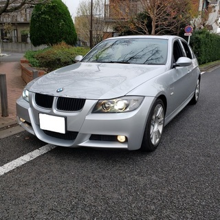 BMW320Mスポ H19 車検2年12月 走行41000キロ ...