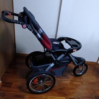 3輪ベビーカー 「baby trend」