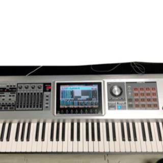 Roland Fantom G7 お得なセミハードケース付き