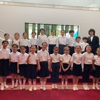 鎌倉児童合唱団マナビノキ メンバー募集中
