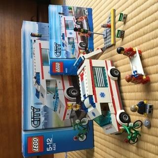 レゴ CITY 4431 救急車