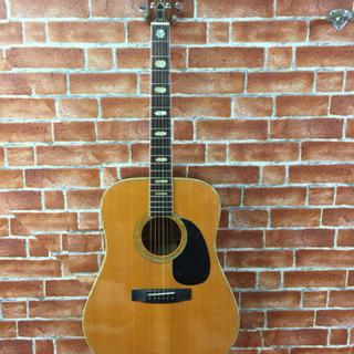 モーリス フォークギター ウェスタンジャンボタイプ W-40 中古