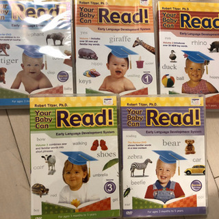 Your baby can readのDVD