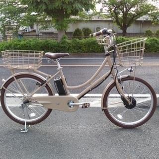 ブリヂストン電動自転車 イルミオ サンドベージュ IL4B49