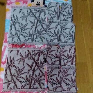 KANSAI YAMAMO フリンジ付きタオル10枚セット