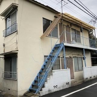 アリオ西新井からすぐ!!共同シャワールームの1Kアパートです!!