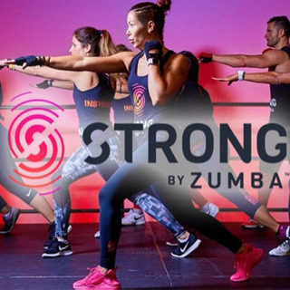 strong by zumba 月曜美浜クラス
