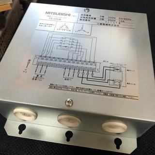 MITSUBISHI 三菱電機  産業用送風機 システム部材 三...