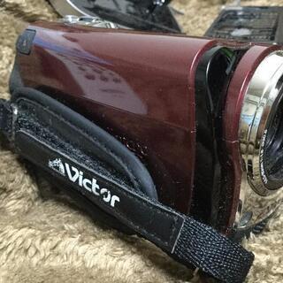【大幅値引き!5/30まで】Victor ビクター ビデオカメラ...