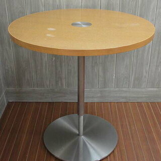 ss0545 丸テーブル 円形テーブル ナチュラル 木製 丸型テ...