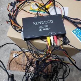 KENWOOD KNA-DT1 チューナー?