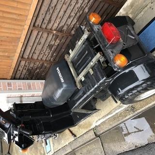 TD01-25番台 ジャイロX パールブラック ミニカー登録車 ...