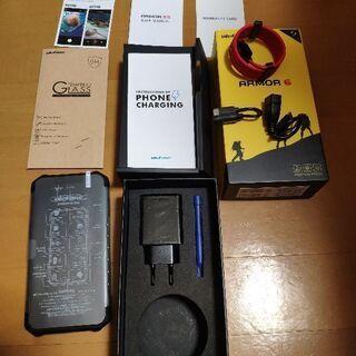 ulefone ARMOR 6S 最強タフネス SIMフリー (...