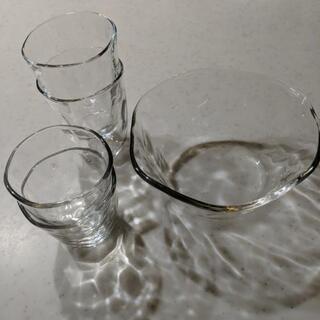 12月23日まで!ガラス食器&キッズカトラリー 手びねり&…
