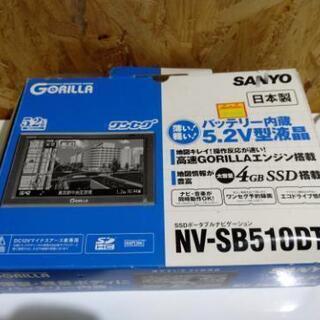 SANYO サンヨー Gorilla ゴリラ 5.2V型 SSD...
