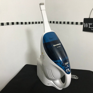 コンセント不用🌟充電式掃除機🌟清掃済