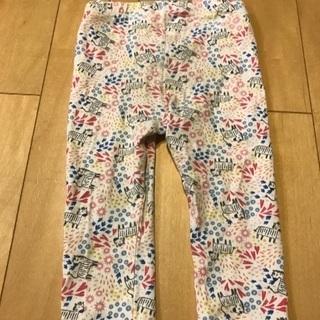夏用パンツ H&M 80くらい