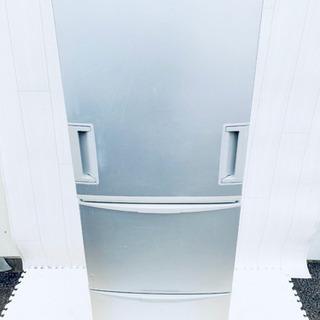 761番 SHARP✨ノンフロン冷凍冷蔵庫❄️SJ-WA35P-S‼️