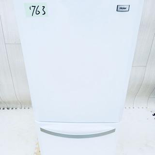 763番 Haier✨冷凍冷蔵庫❄️JR-NF140H‼️