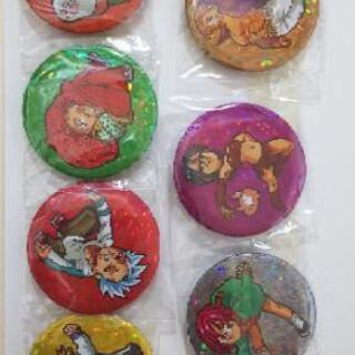 七つの大罪 28巻 キラキラ 缶バッチ